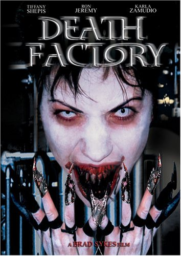 Death Factory (PPI Entertainment) DVD Image