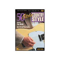 50 Licks Country Style DVD Image