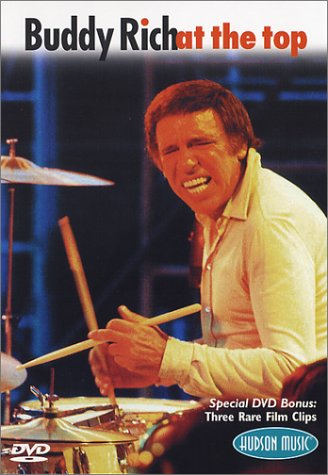 Buddy Rich: At The Top DVD Image