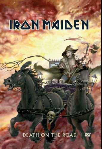 Iron Maiden: Death On The Road (Sony Music) DVD Image
