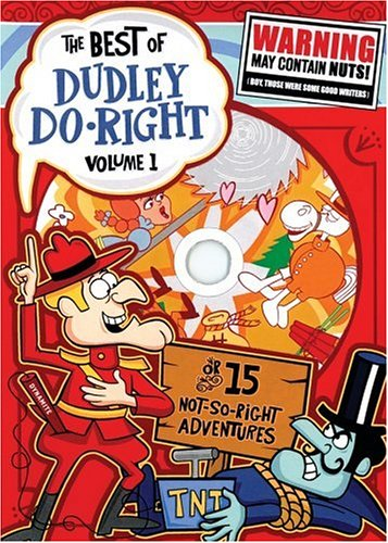 Dudley Do-Right: Best Of Dudley Do-Right DVD Image