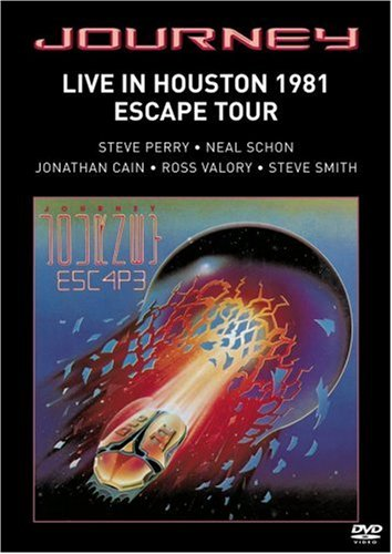 Journey: Live In Houston 1981: The Escape Tour (DVD/CD Combo) DVD Image