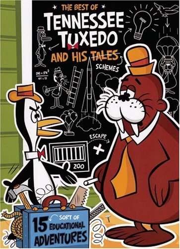 Tennessee Tuxedo: The Best Of Tennessee Tuxedo And Tales DVD Image