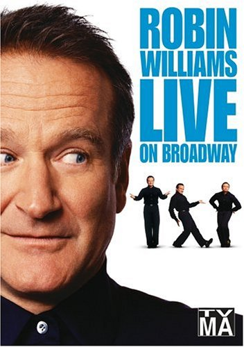 Robin Williams: Live On Broadway DVD Image