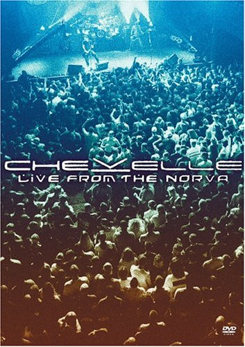 Chevelle: Live From The Norva DVD Image