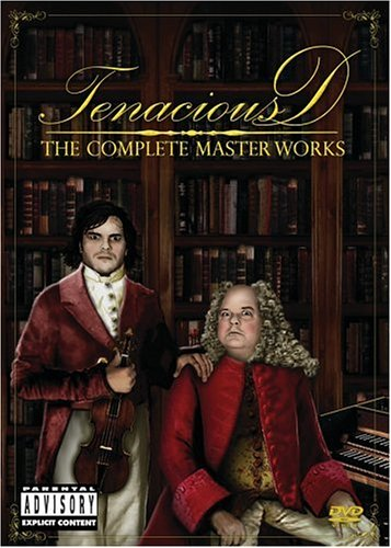Tenacious D: The Complete Masterworks DVD Image