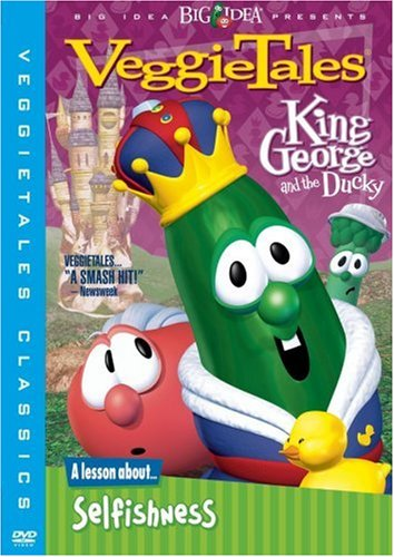 VeggieTales: King George And The Ducky (Big Idea) DVD Image