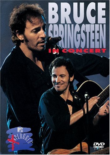 Bruce Springsteen: MTV Unplugged DVD Image