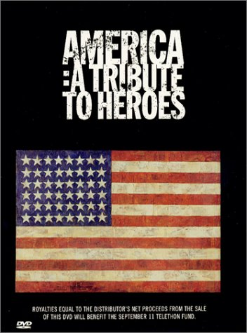 America: A Tribute To Heroes DVD Image
