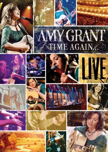 Amy Grant: Time Again: Live All Access DVD Image