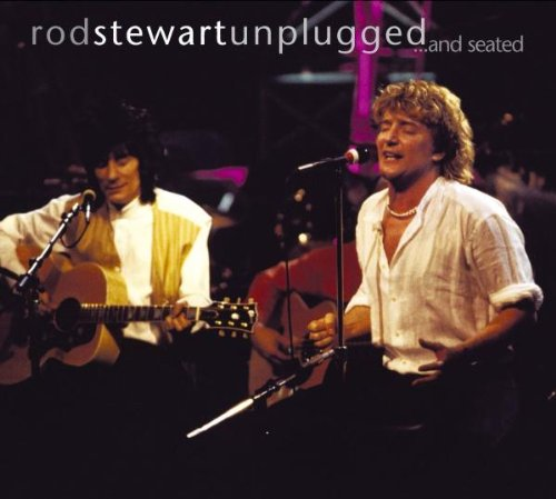 Rod Stewart: Unplugged ... And Seated (DVD/CD Combo) DVD Image