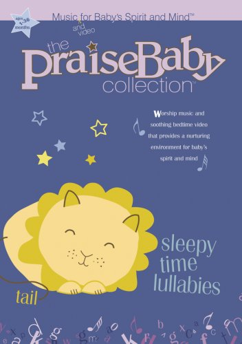 Praise Baby Collection: Sleepytime Lullabies DVD Image