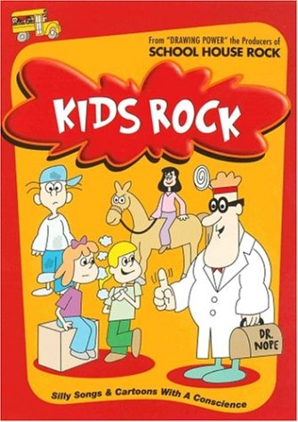 Kids Rock DVD Image