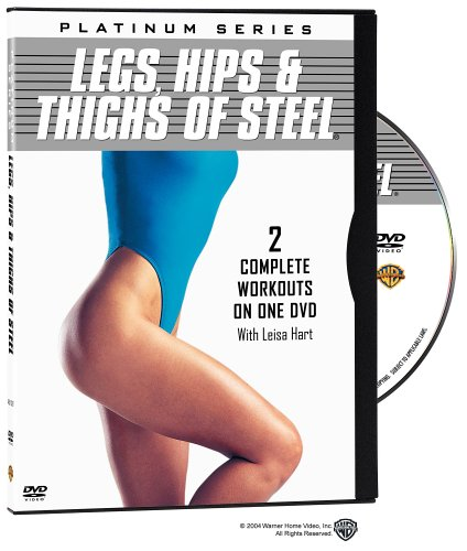 Platinum Series: Legs, Hips And Thighs Of Steel DVD Image