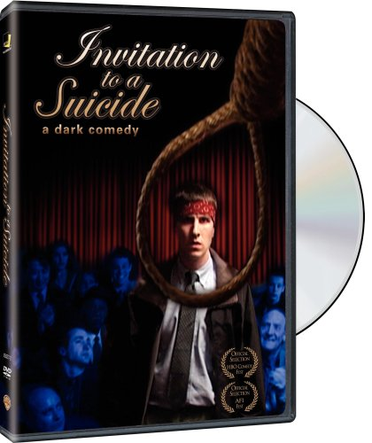 Invitation To A Suicide DVD Image