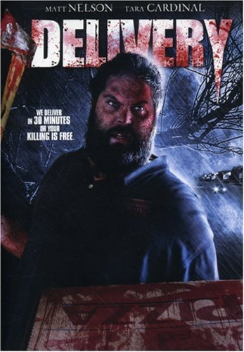 Delivery (2006) DVD Image