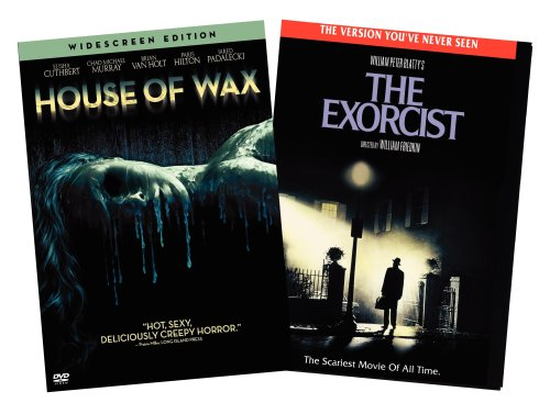 House Of Wax (2005/ Widescreen) / The Exorcist (The Version You've Never Seen) (2-Pack) DVD Image