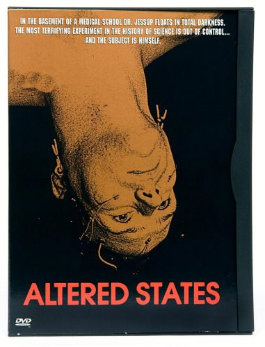 Altered States (Snapper Case) DVD Image