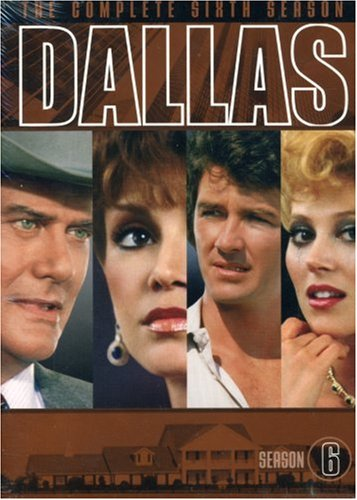 Dallas: The Complete 1st - 6th Seasons DVD Image