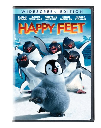 Happy Feet (Widescreen) DVD Image