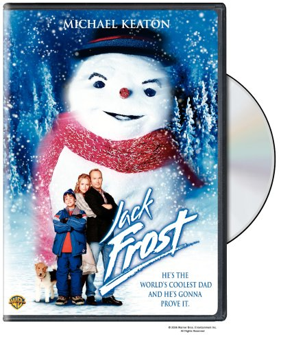 Jack Frost DVD Image
