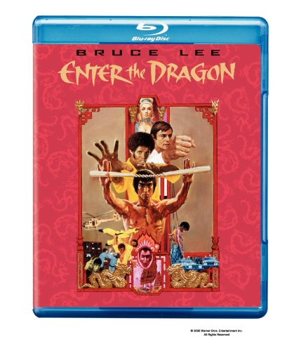 Enter The Dragon (Warner Brothers/ Blu-ray) DVD Image
