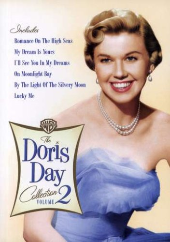 Doris Day Collection, Vol. 2: By The Light Of The Silvery Moon / DVD Image