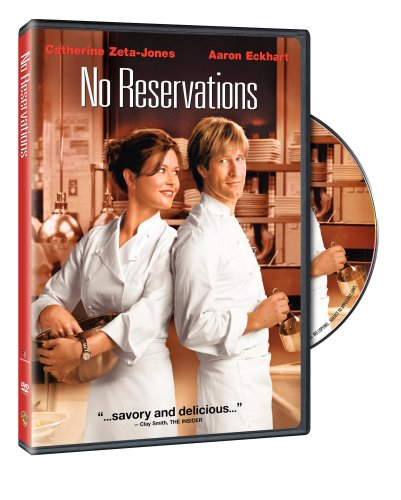 No Reservations DVD Image