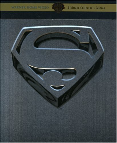 Superman (Ultimate Collector's Edition/ Corrected): Superman Returns (Special Edition) / Superman II (Richard Donner Cut) / ... DVD Image