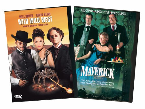 Maverick (1994) / Wild Wild West (1999/ Special Edition) (Back-To-Back) DVD Image