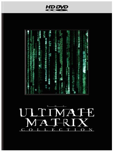 Ultimate Matrix Collection: The Matrix / The Matrix Revisited / The Matrix Reloaded / The Matrix Revolutions (HD-DVD) DVD Image