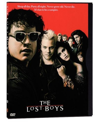 Lost Boys (1987/ Movie-Only Edition) DVD Image