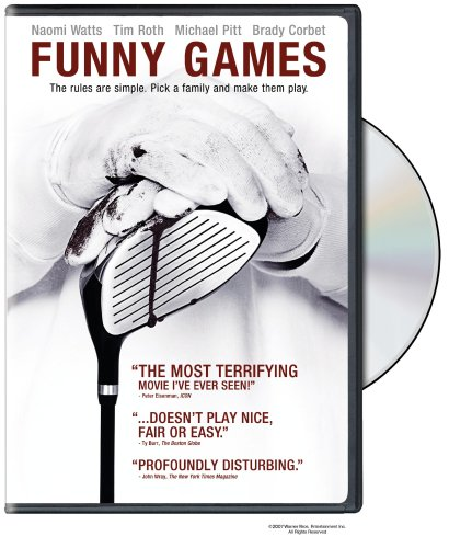 Funny Games (2007) DVD Image
