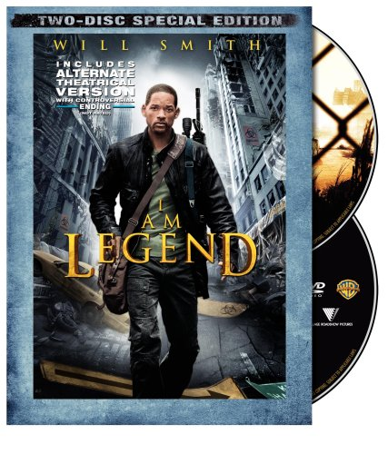 I Am Legend (Widescreen/ Special Edition) DVD Image