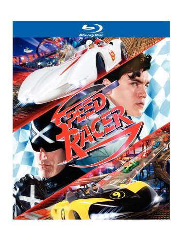 Speed Racer (2008/ Widescreen/ Blu-ray) DVD Image