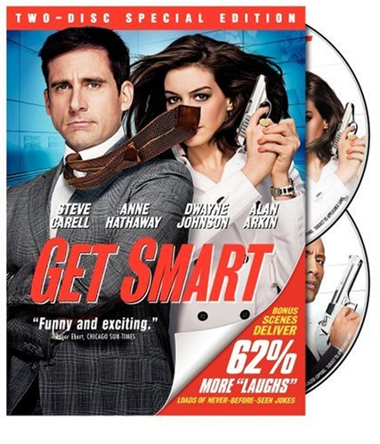 Get Smart (2008/ Widescreen/ Special Edition) DVD Image