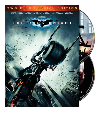 Dark Knight (Widescreen/ Special Edition/ 2-Disc) DVD Image