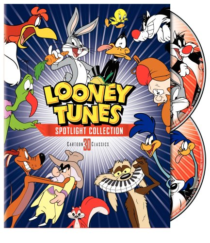 Looney Tunes: The Spotlight Collection, Vol. 6 DVD Image