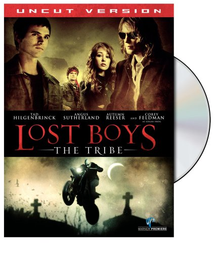 Lost Boys: The Tribe (Uncut Version) DVD Image