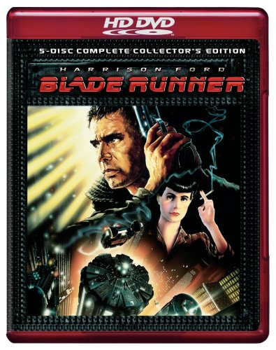 Blade Runner (Warner Brothers/ 5-Disc Collector's Edition/ HD-DVD) DVD Image