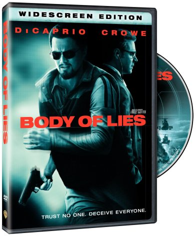 Body Of Lies (Widescreen) DVD Image