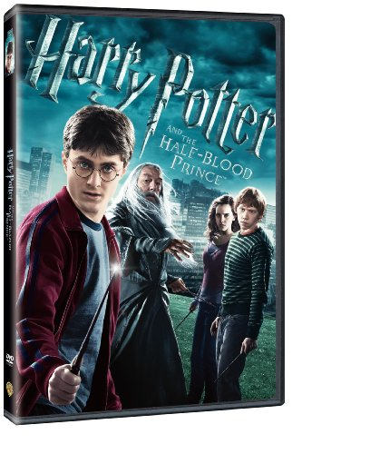 Harry Potter and the Half-Blood Prince (Widescreen Edition) DVD Image