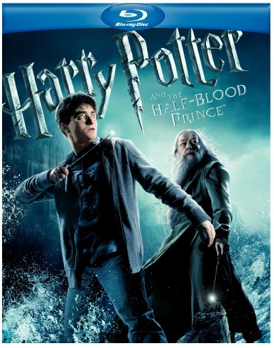 Harry Potter and the Half-Blood Prince (Blu-ray/DVD Combo + Digital Copy & BD-Live) [Blu-ray] DVD Image