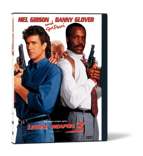 Lethal Weapon 3 DVD Image