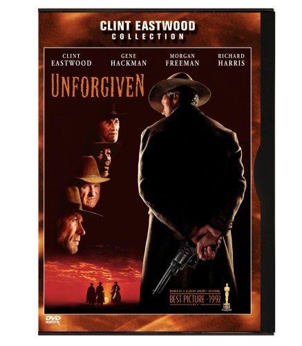 Unforgiven (1992/ Movie-Only Edition/ Old Version) DVD Image