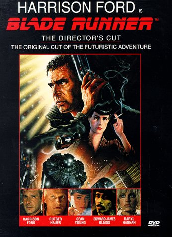 Blade Runner (Warner Brothers/ Director's Cut) DVD Image