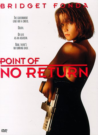 Point Of No Return DVD Image