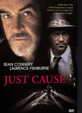 Just Cause DVD Image