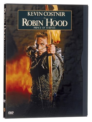 Robin Hood: Prince Of Thieves DVD Image