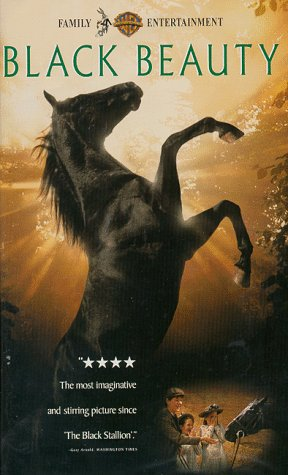 Black Beauty (Clam) [VHS] DVD Image